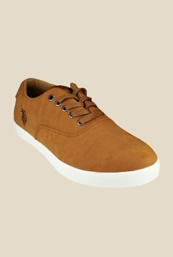 US Polo Assn. Dylan Tan Sneakers