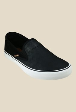 US Polo Assn. Andrew Black Plimsolls