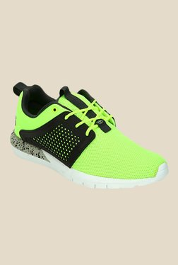Lee Cooper Green & Black Running Shoes