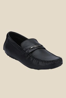 Lee Cooper Black Formal Loafers