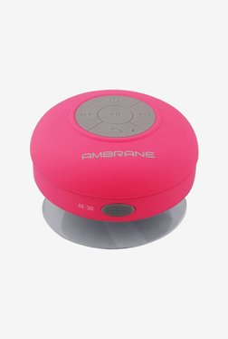 Ambrane Portable Bluetooth Speaker BT-3000 Pink