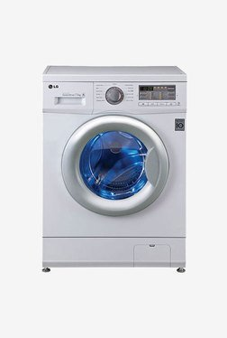 LG FH0B8EDL21 7.5 Kg Front Load Washing Machine (Blue White)