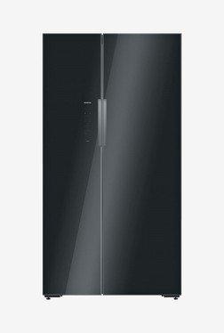 SIEMENS KA92NLB35 592ltr Side By Side Refrigerator