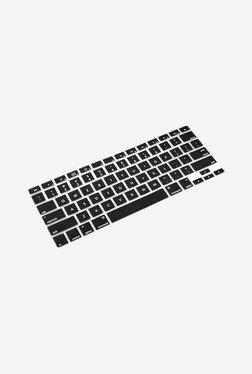 "Plastron Keyboard Skin Guard For Macbook  Air/Pro 13"" Black"
