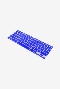 "Plastron Keyboard Skin Guard For Macbook  Air/Pro 13"" (Blue)"