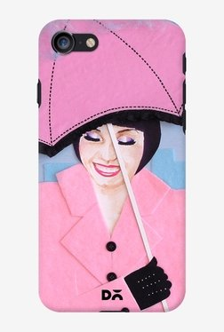 DailyObjects Girl With Umberella Case for iPhone 7