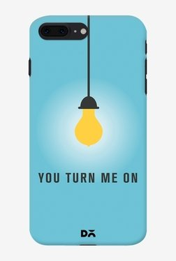DailyObjects You Turn Me On Case for iPhone 7+