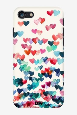 DailyObjects Heart Connections Tough Case For IPhone 7