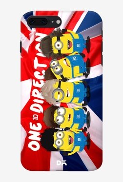 DailyObjects One Direction Minions Case For IPhone 7+