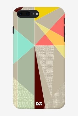 DailyObjects Patterned Angles Case For IPhone 7+