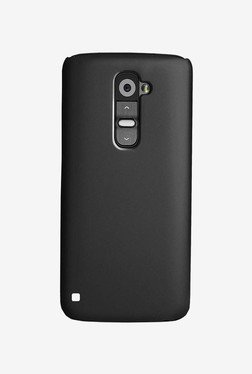 Plastron Rubberised Matte Hard Back Case For LG K10