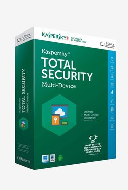 Kaspersky Total Security Multi Device (1 PC/ 1 Year)