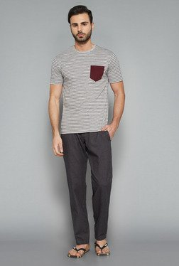 Bodybasics by Westside Grey Checks Pyjama