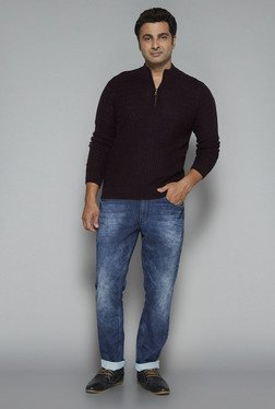 Oak & Keel by Westside Wine Regular Fit Sweater