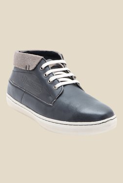 Red Tape Grey Casual Boots