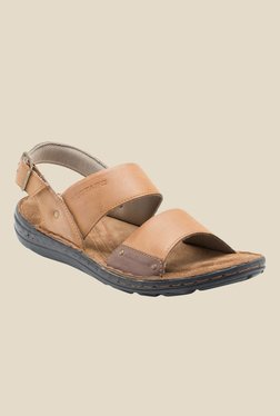 Red Tape Tan Back Strap Sandals