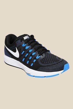 Nike Air Zoom Vomero 11 Black & Blue Running Shoes