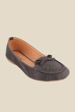 Solester Missy Grey Casual Moccasins