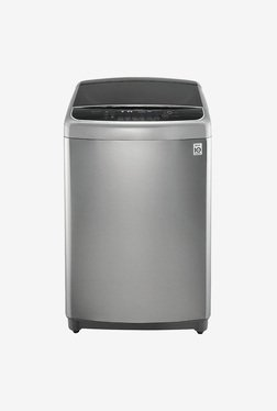 LG T1064HFES5 10 Kg Top Load Washing Machine (Silver)