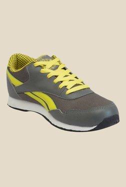 Reebok Classic Proton 2.0 LP Grey & Yellow Sneakers