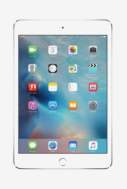 Apple iPad Mini 4 Wi-Fi + Cellular 32 GB (Silver)