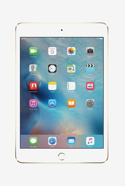 Apple iPad Mini 4 Wi-Fi + Cellular 32 GB (Gold)