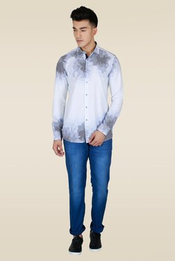 Lawman Multicolor Printed Shirt