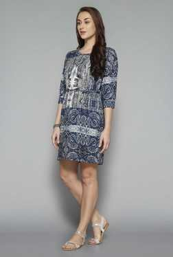 LOV by Westside Navy Gloria Dress
