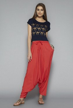 Bombay Paisley by Westside Navy Printed Top