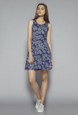 Nuon by Westside Blue Cindy Dress