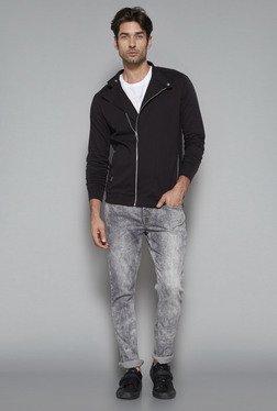 Nuon By Westside Grey Hendrix Slim Fit Jeans