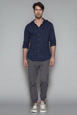 ETA By Westside Navy Slim Fit Shirt