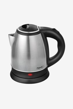 Pigeon Gypsy SS Matt 1.2 L Electric Kettle (Silver)