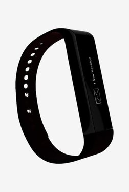 Shaman Aqua Touch DW-007+ Fitness Band (Onyx Black)