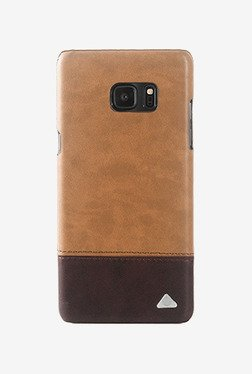 Stuffcool Vogue Hard Back Case for Galaxy Note 7 (Brown)