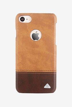 Stuffcool Vogue Hard Back Case for Apple iPhone 7 (Brown)