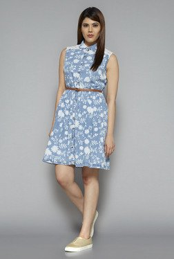 Sassy Soda by Westside Blue Suzi Dress