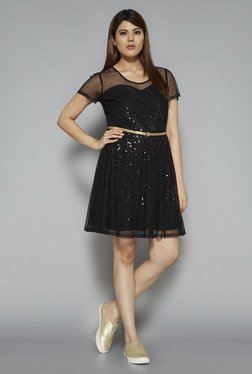 Sassy Soda by Westside Navy Eva Dress