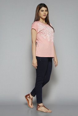 Gia by Westside Pink Bella Top