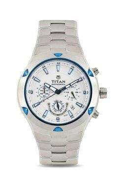 Titan NF9468KM01J Octane Analog Watch For Men