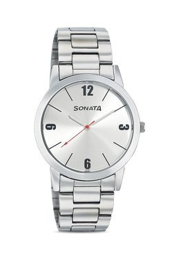 Sonata 7996SM02 Yuva Fashion Analog Watch For Men