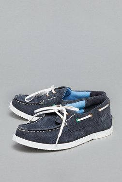 Westside Navy Sneakers