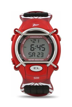 Zoop NEC3001PV03J Digital Watch for Kids