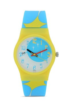 Zoop NEC3028PP10C Analog Watch for Kids