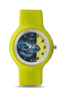 Zoop NEC3029PP08C Analog Watch for Kids