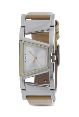 Titan NH2486SL01 Analog Watch for Women