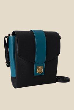 Baggit Pinata Tingtong Black Synthetic Sling Bag