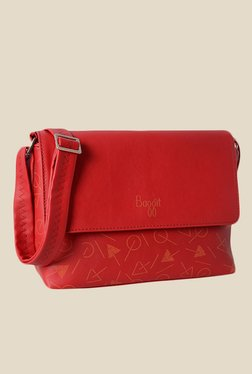 Baggit Vera Gayle Red Synthetic Sling Bag