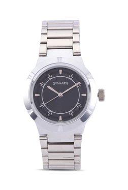 Sonata 8138SM01 Professional Analog Watch for Women image