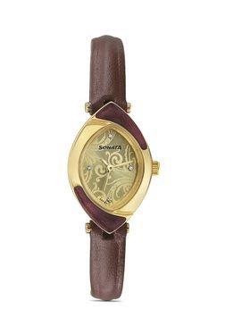 Sonata 8069YL03 Elite Analog Watch For Women